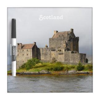 Picturesque Eilean Donan Castle Dry-Erase Boards