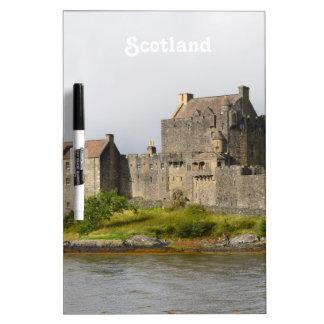 Picturesque Eilean Donan Castle Dry-Erase Whiteboards