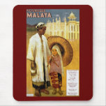 Picturesque Malaya Mouse Pad