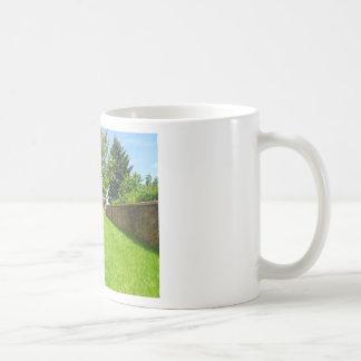 Picturesque Summer Garden Coffee Mug