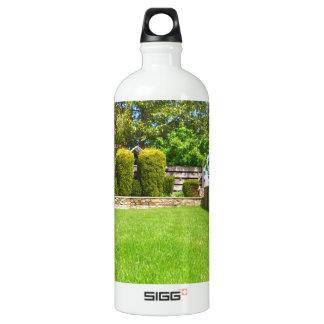 Picturesque Summer Garden SIGG Traveler 1.0L Water Bottle