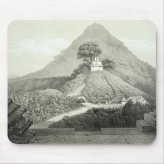 Picturesque view at the Temple of the Cross, Palen Mouse Pad