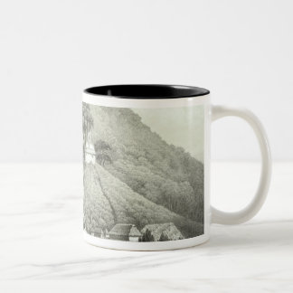 Picturesque view at the Temple of the Cross, Palen Coffee Mug