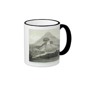 Picturesque view at the Temple of the Cross, Palen Coffee Mugs