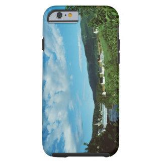 Picturesque village of St. Jean in Quebec, Tough iPhone 6 Case