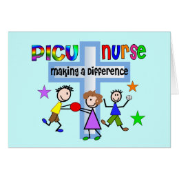 PICU Nurse Gifts Card