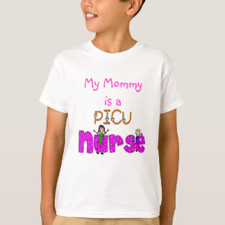 PICU Nurse Gifts T-Shirt