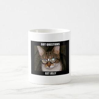 Pida a jalea la TAZA del gatito del consejo