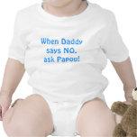 ¡Pida Papou! Camiseta