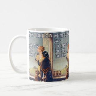 Pida prestada más taza de los libros