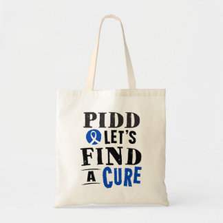 PIDD Lets Find A Cure Tote Bag Gift