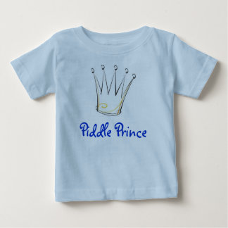 Piddle Prince Crown 3, Piddle Prince Infant T-shirt