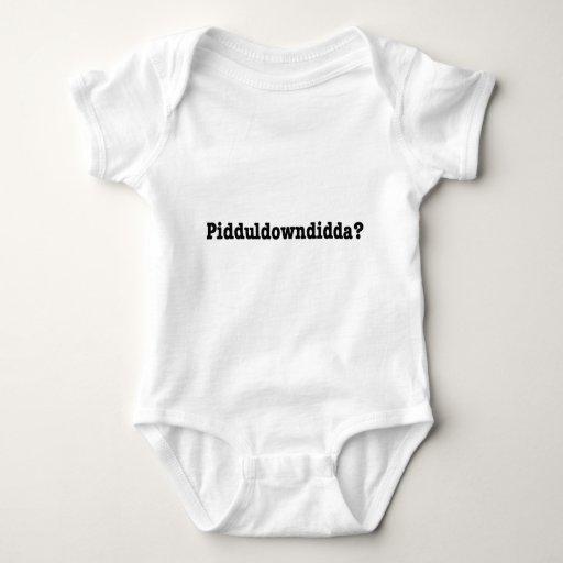 Pidduldowndidda600dpi T Shirt