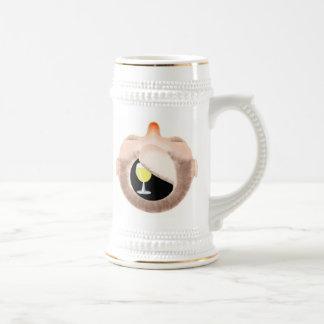 Pide una cerveza tazas de café