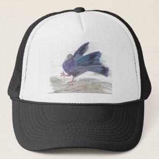 Pidgie Pigeon of the Pidgie Fund Trucker Hat