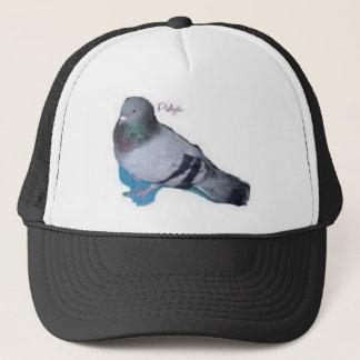 Pidgie The Pidgie Fund Pigeon Trucker Hat
