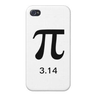 Pie 3.14 iPhone 4 cases