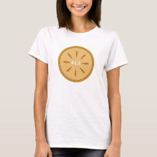 PIE = 3.14 Mirror Image T-Shirt