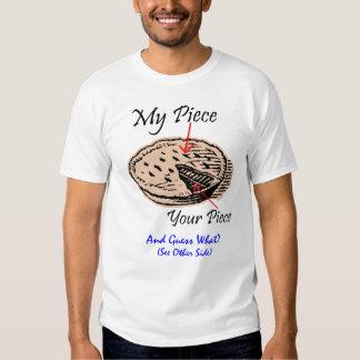 Pie = All Mine! Tee Shirt