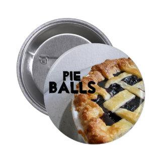 Pie Balls Button