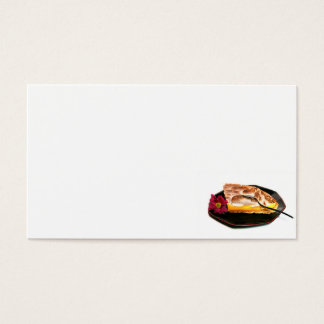 pie business card