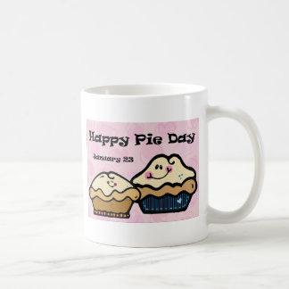 Pie Day January 23rd Coffee Mug
