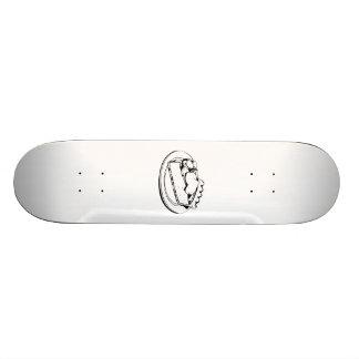Pie Dessert Skate Boards