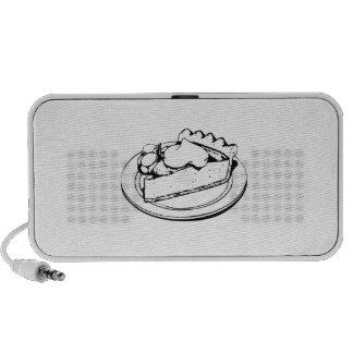Pie Dessert Speaker System