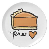 Pie! Dinner Plate