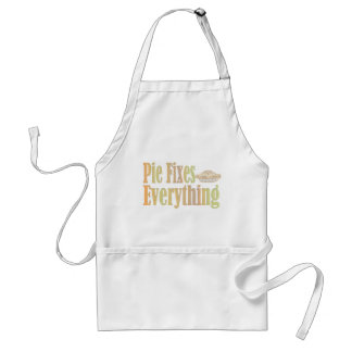 Pie Fixes Everything Adult Apron