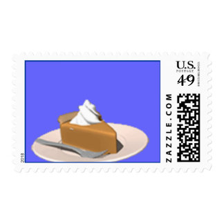 PIE FOR EVERYBODY!! POSTAGE STAMPS