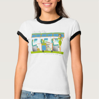 Pie In the Sky Airlines T-Shirt