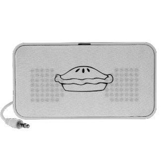 Pie iPhone Speakers
