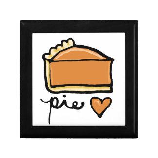 Pie Love! Jewelry Boxes
