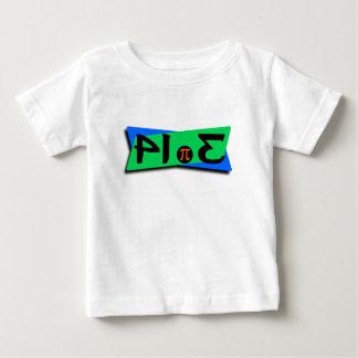 Pie Pi 3.14 Backwards Baby T-Shirt