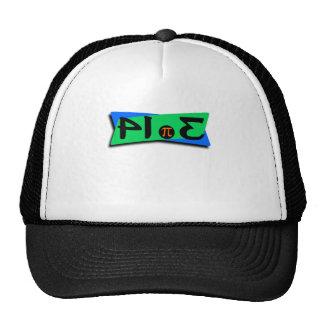 Pie Pi 3.14 Backwards Trucker Hat
