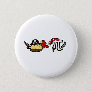 Pie & Pi Pirates Button