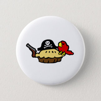 Pie Rate Pinback Button