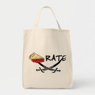 Pie-rate! Tote Bag