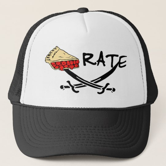 Pie-rate! Trucker Hat