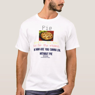 Pie shirt