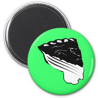 Pie - Slice of Pie Fridge Magnet