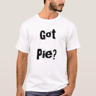 "Pie T-shirt - ""Got Pie?"""
