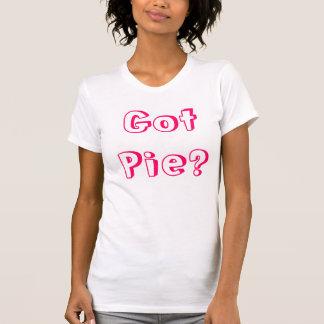 Pie t-shirt Ladies style