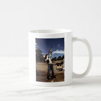 Pie Town Sharpshooter, 1940 Classic White Coffee Mug
