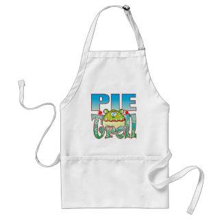 Pie Troll Adult Apron