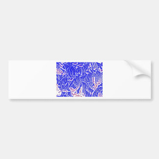 Piece and action bumper stickers