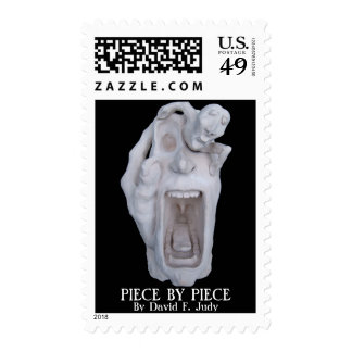 PIECE BY PIECE postage stamps