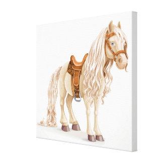 Pièce de Résistance Pony for Your Princess Canvas Print