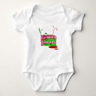Piece Of Cake Baby Bodysuit